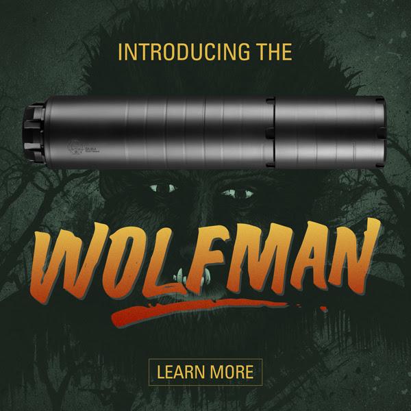 dead air silencers dead air armament wolfman suppressor for 9mm sub guns ultra light 9mm can 17-4 stainless wolfman suppressor  1.jpg