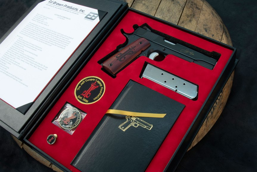 ed brown  Jeff Cooper Commemorative 1911 pistol muh 1911 44acp 2.jpg