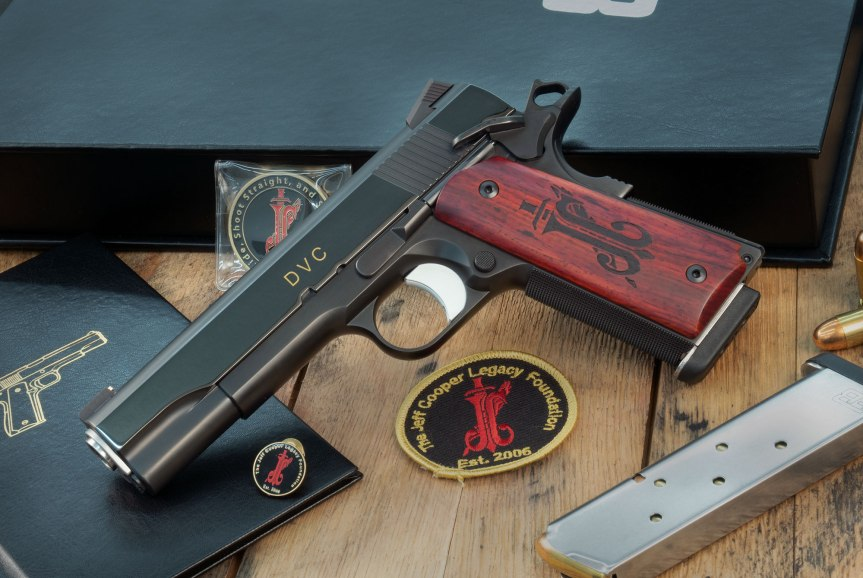 ed brown  Jeff Cooper Commemorative 1911 pistol muh 1911 44acp 3.jpg
