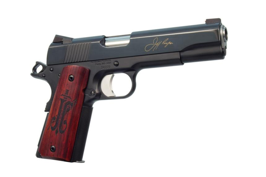 ed brown Jeff Cooper Commemorative 1911 pistol muh 1911 45acp