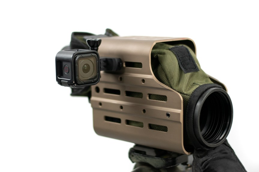 kinetic development grou Kinetic M-LOK QD Go Pro mount for mlok rifle camera  4.jpg