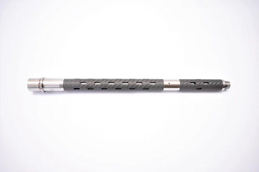 bsf barrels 6.8 spc II carbon fiber 6.5 grendel barrel the lightest ar10 and ultra light ar15 builds 3