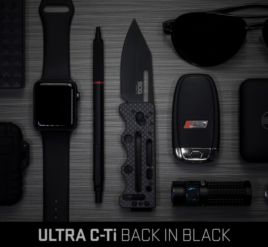 SOG KNIVES DEBUTS NEW LIMITED SERIES ULTRA C-TI BLACKOUT KNIFE!!! a.jpg