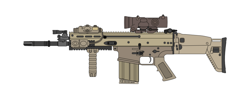 tiny crumb edc morale patch for your range bag M4A1 Phased Replacement  MK 17 MOD 0 CQC PATCH 1.png