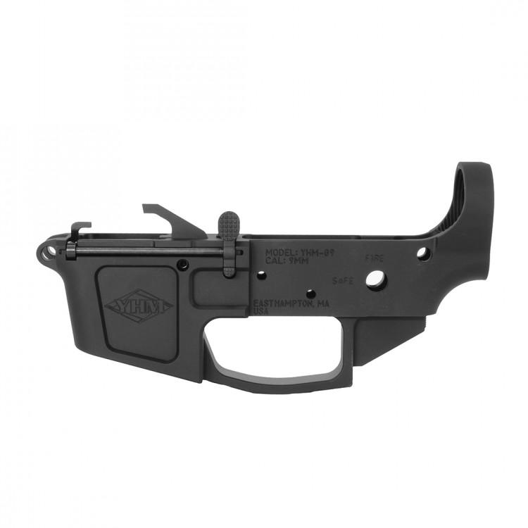 yankee hill machine yhm G9 glock compatible ar9 lower pistol caliber carbine lower receiver  1.jpg