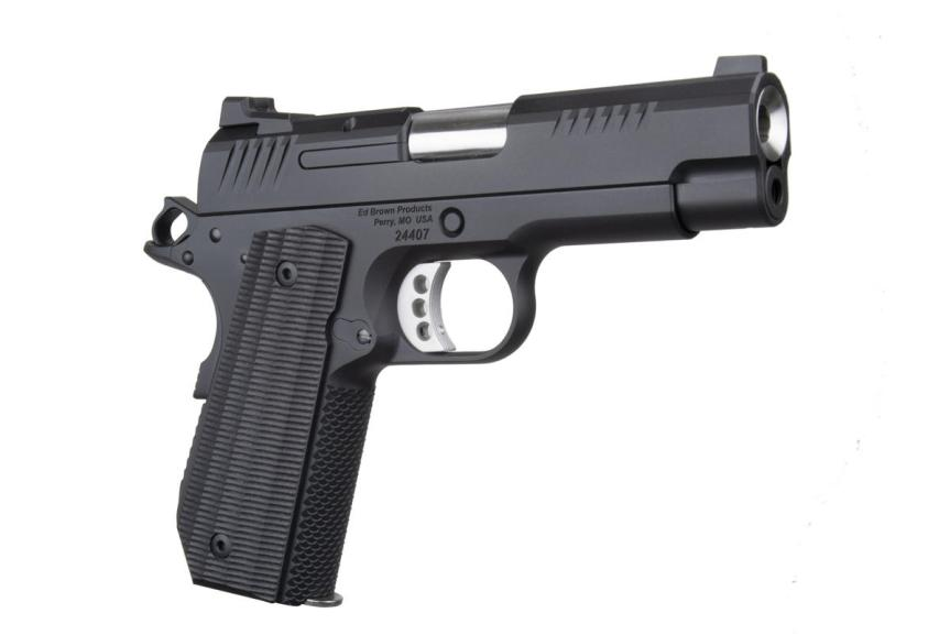 ed brown products evo-kc9-lw light weight 1911 chambered in 9mm 2