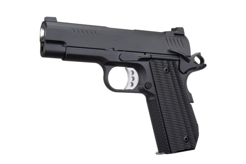 ed brown products evo-kc9-lw light weight 1911 chambered in 9mm 3