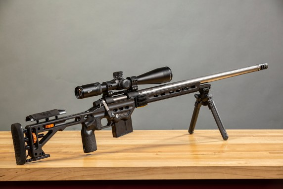 gunwerks skunkwerks firestarter rifle system 6mm creedmoor sniper rifle creedmoor long range