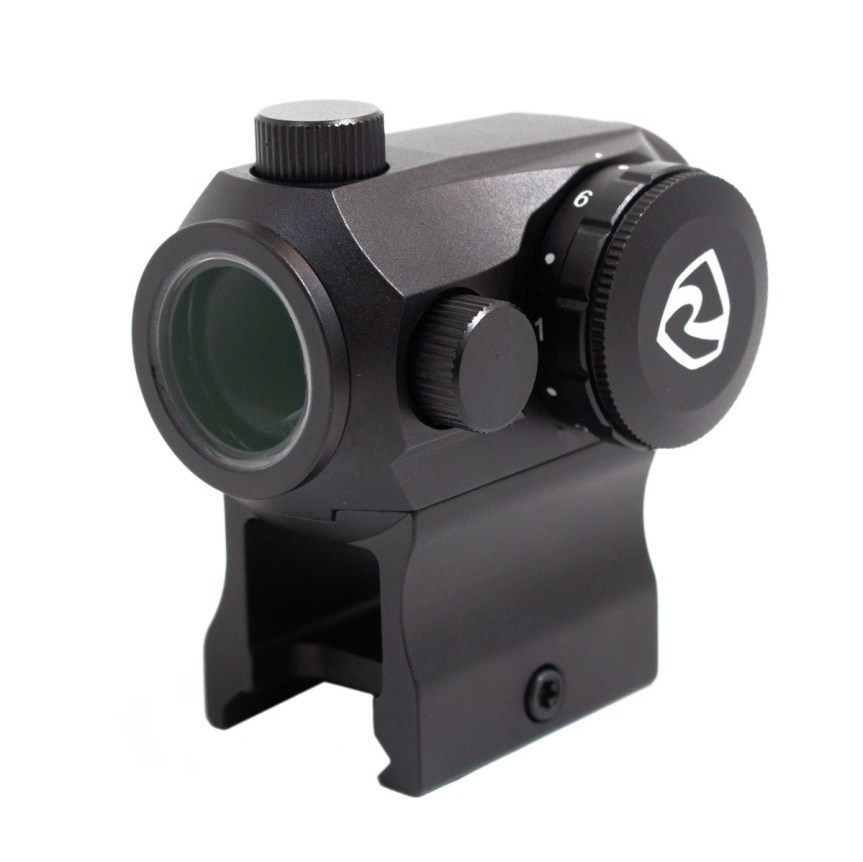 palmetto state armory custom 2 moa red dot optic for ar15 rifle 3