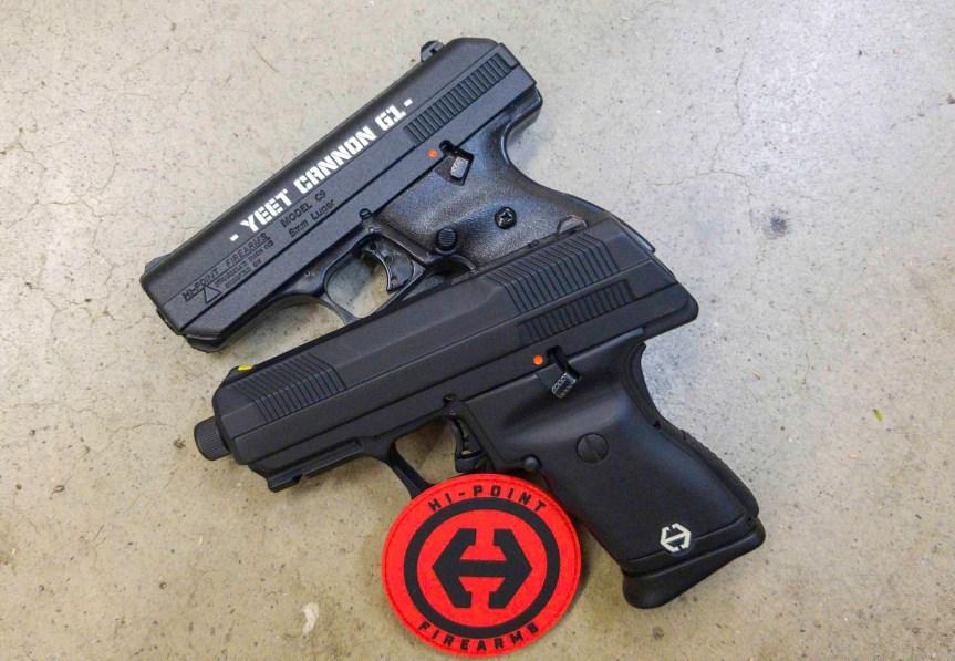 hi-point firearms c9 yeet cannon g1 pistol 9mm problem solva i keep it real bitch  4.jpg