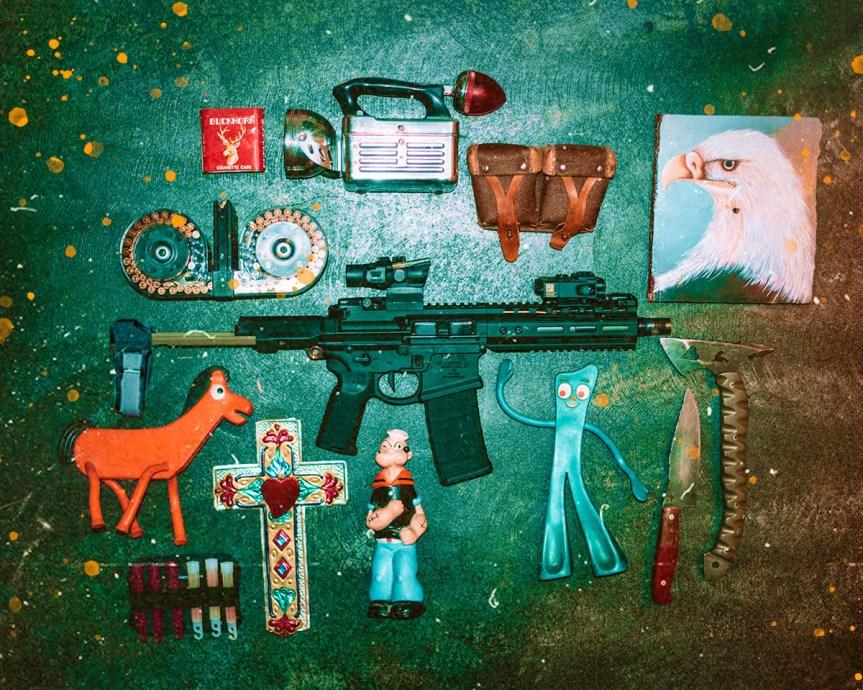 noveske rifleworks Gen4 N4-PDW Rifle ghetto blaster honey badger rifle 2.jpg