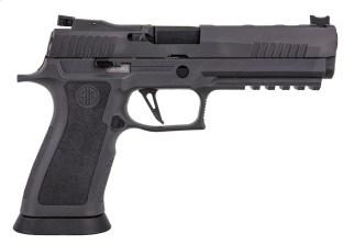 sig sauer p320 xfive legion racegun p320 competition shooting optic cut p320