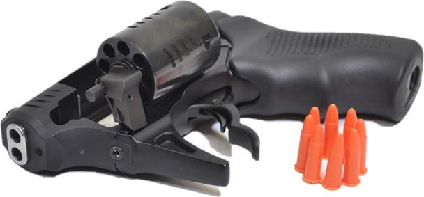 standard manufacturing s333 thunderstruck double barrel revolver 22 mag revolver double shot 4