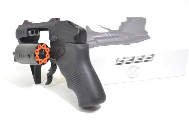 standard manufacturing s333 thunderstruck double barrel revolver 22 mag revolver double shot 5
