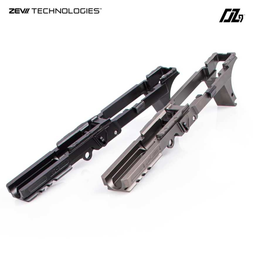 zev technologies 0.z-9 modular build kits mbk modular glock 1