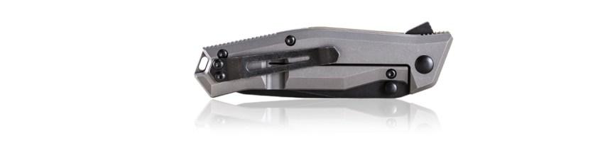 steel will knives apostate knives frame lock folder pocket knife with a s35vn steel blade frame lock pocket knife edc