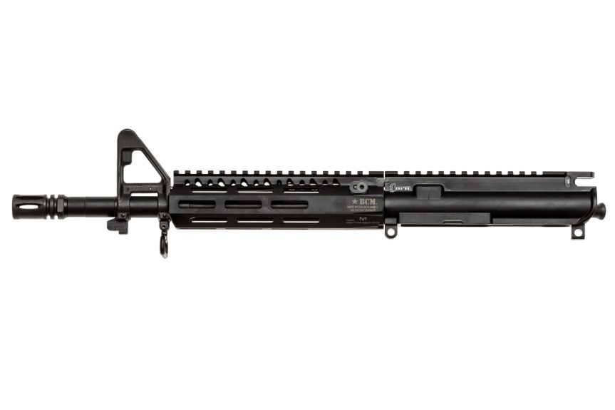 bravo comany machine 11.5 inch ar15 upper receivers ar15 556 uppers sbr uppers MCMR qfr7 4