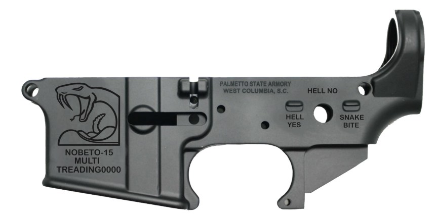 palmetto state armory no beto ar15 lower receiver hell yes full auto  1.jpg