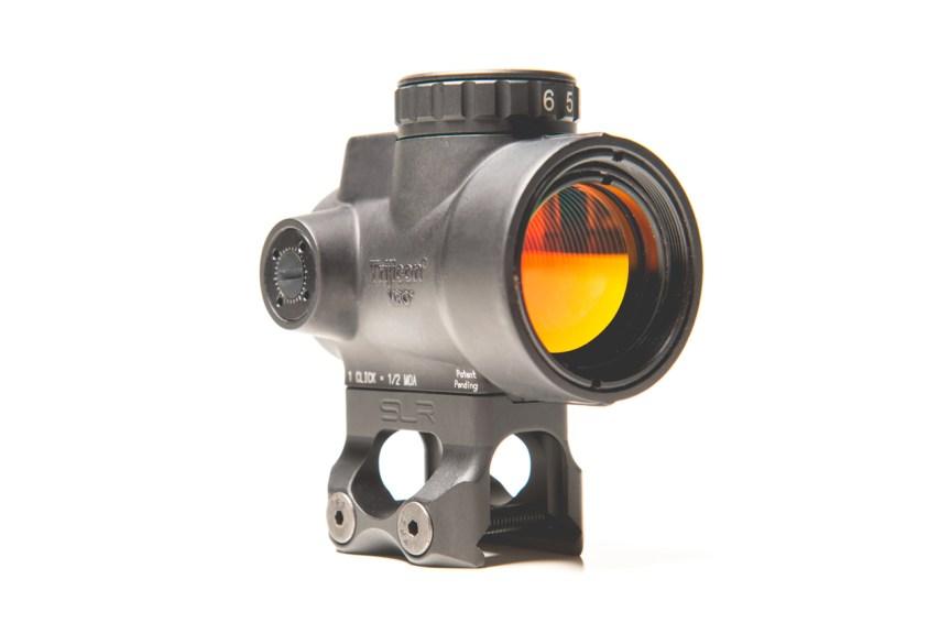 slr rifleworks lower 1 3 trijiconmro optic mount 810646035157 OM-MRO-1 3 4
