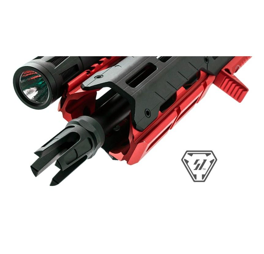strike industries cloak flash hider SI-CLOAK-FH pronged flash hider kill flash ar15 muzzle device flash hider a