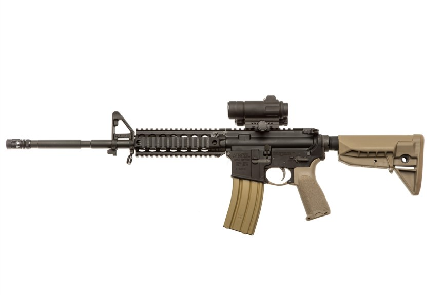 bravo company machine m4 upper receiver groups ar15 bcm uppers a2 post  1.jpg