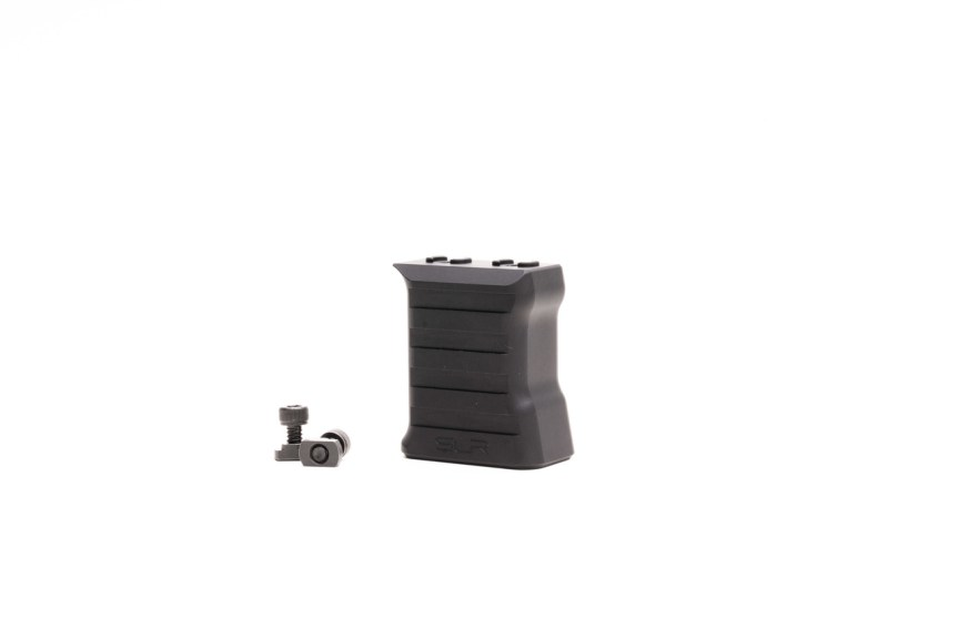 slr rifleworks billet aluminum vfg vertical foregrip baracade handstop Mlok vertical grip  2.jpg