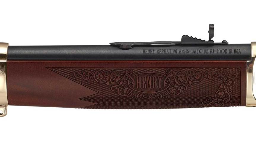 henry repeating arms henry usa 45-70 gov 410 lever action side gate H024-4570 H024-410 2