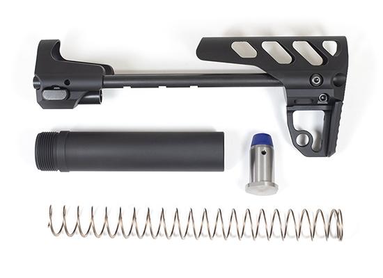 odin works cq-s close quarter rifle stock ar15 stock