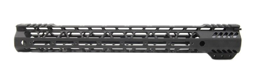 palmetto state armory PSA Custom Cross-cut Lightweigth 13.5 inch MLOK partial picatinny handguard AR15 forend 810029109437 1.jpg