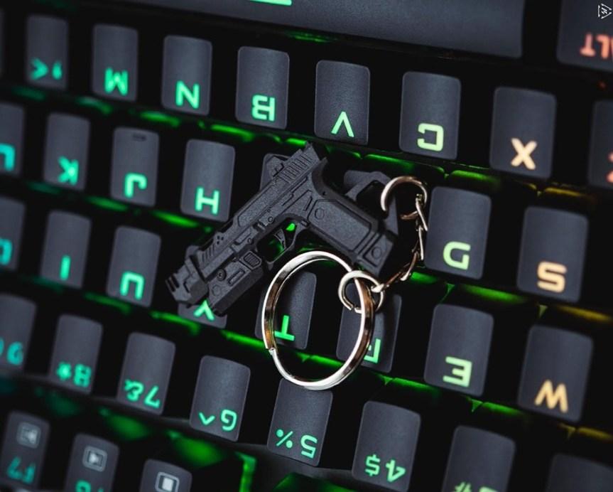 strike industries mini pistol keychain ark slide mass driver comp strike emp  a.jpg