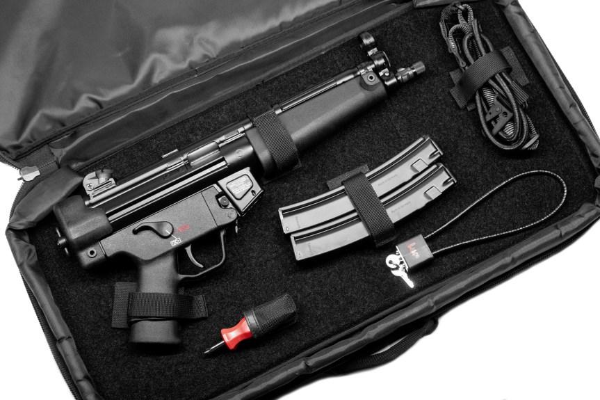 heckler koch hk sp5 9mm roller delayed blowback mp5 6