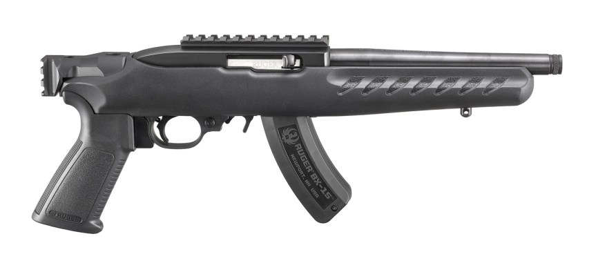 ruger 22 charger brace-ready picatinny mount  7.jpg