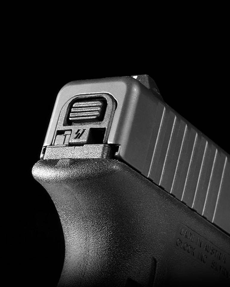 strike industries polyflex glock slide cover plate 5