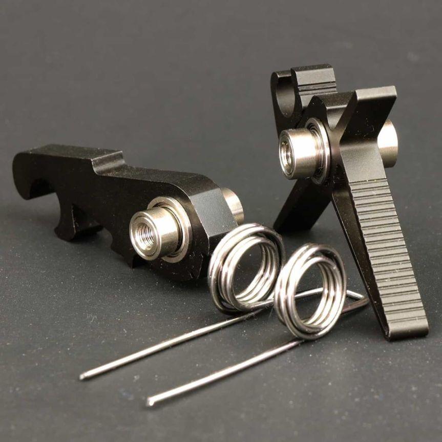 elftmann tactical Elf Pro component trigger ELF PRO-LOCK threaded mounting system 1