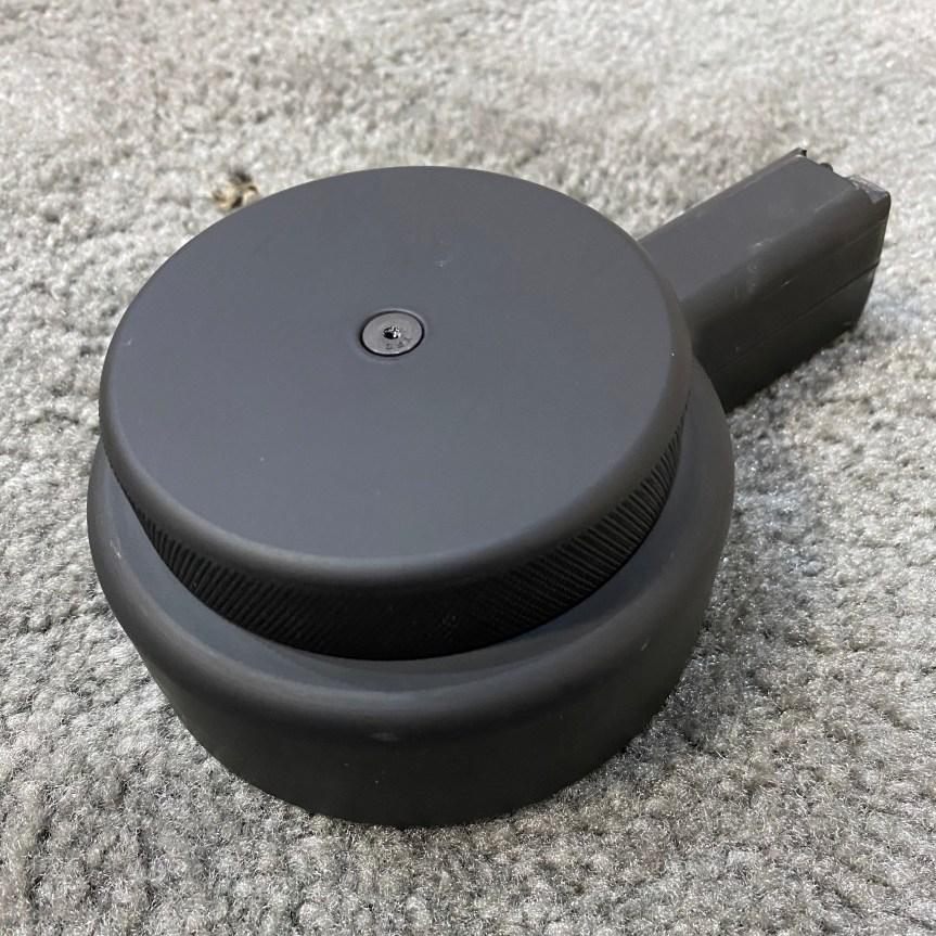 kalashnikov usa KR9MAG50-F5 9mm drum mag f5 manufacturing 2