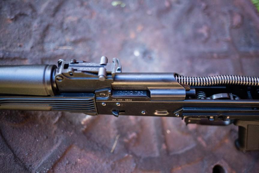 palmetto state armory ak-103 klone ak47 ak-47 7.62x39mm 5
