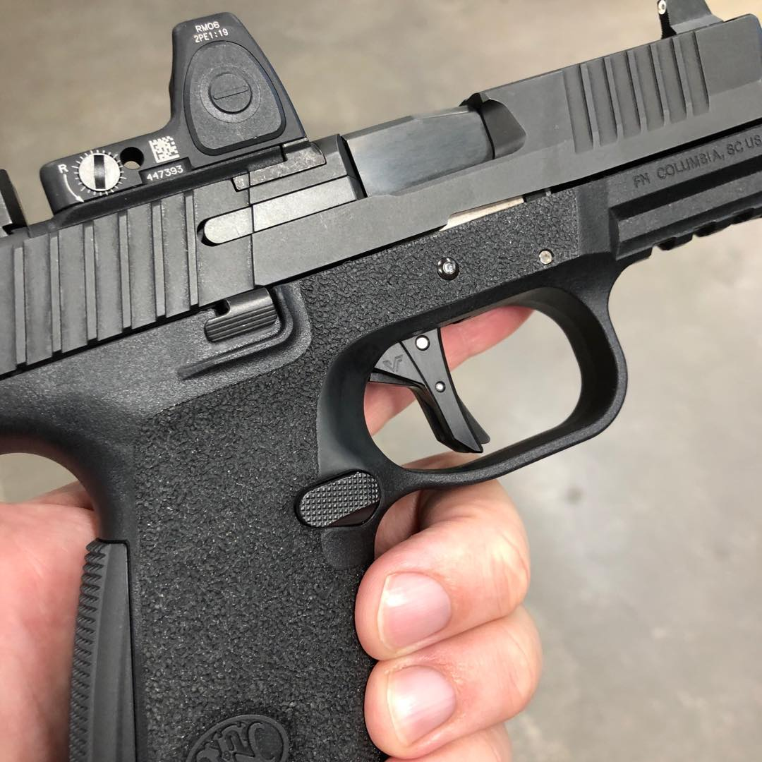 VOLKER PRECISION LAUNCHES NEW FN509 TRIGGER SYSTEM