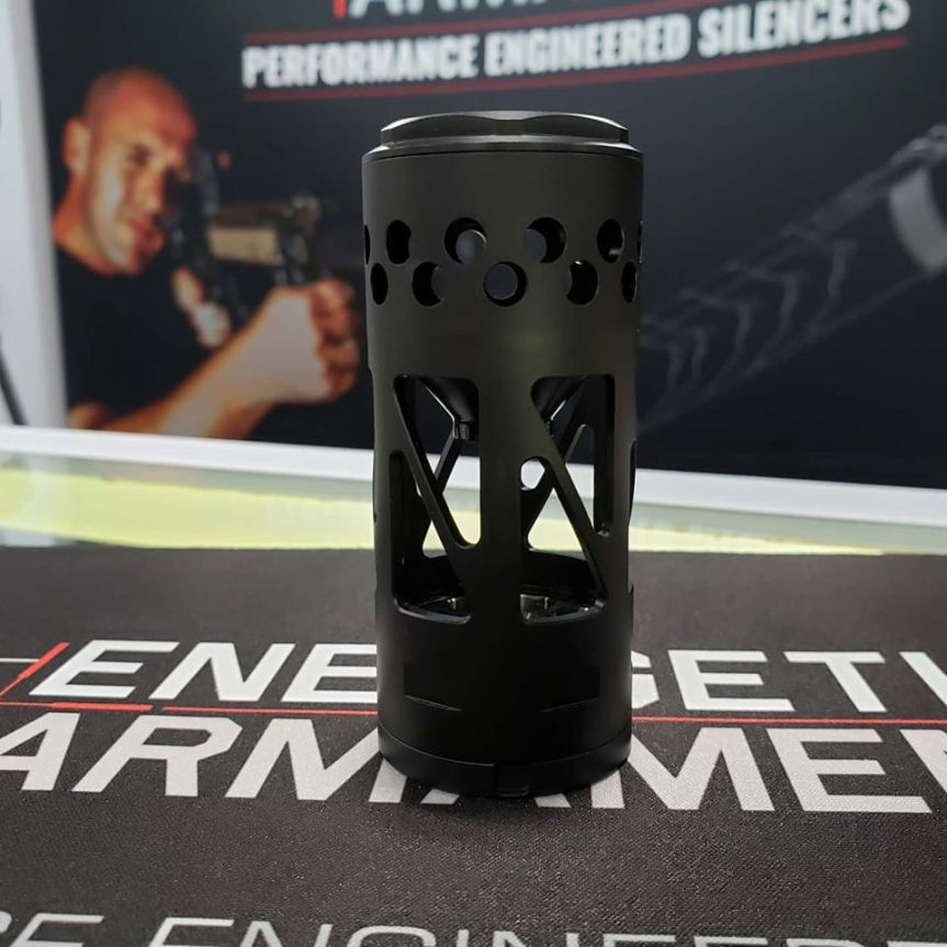 energetic arms sob muzzle device weapon loudner muzzle brake 2