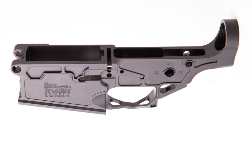 new frontier armory g-10 stripped lowers ar-10 stripped lower receiver