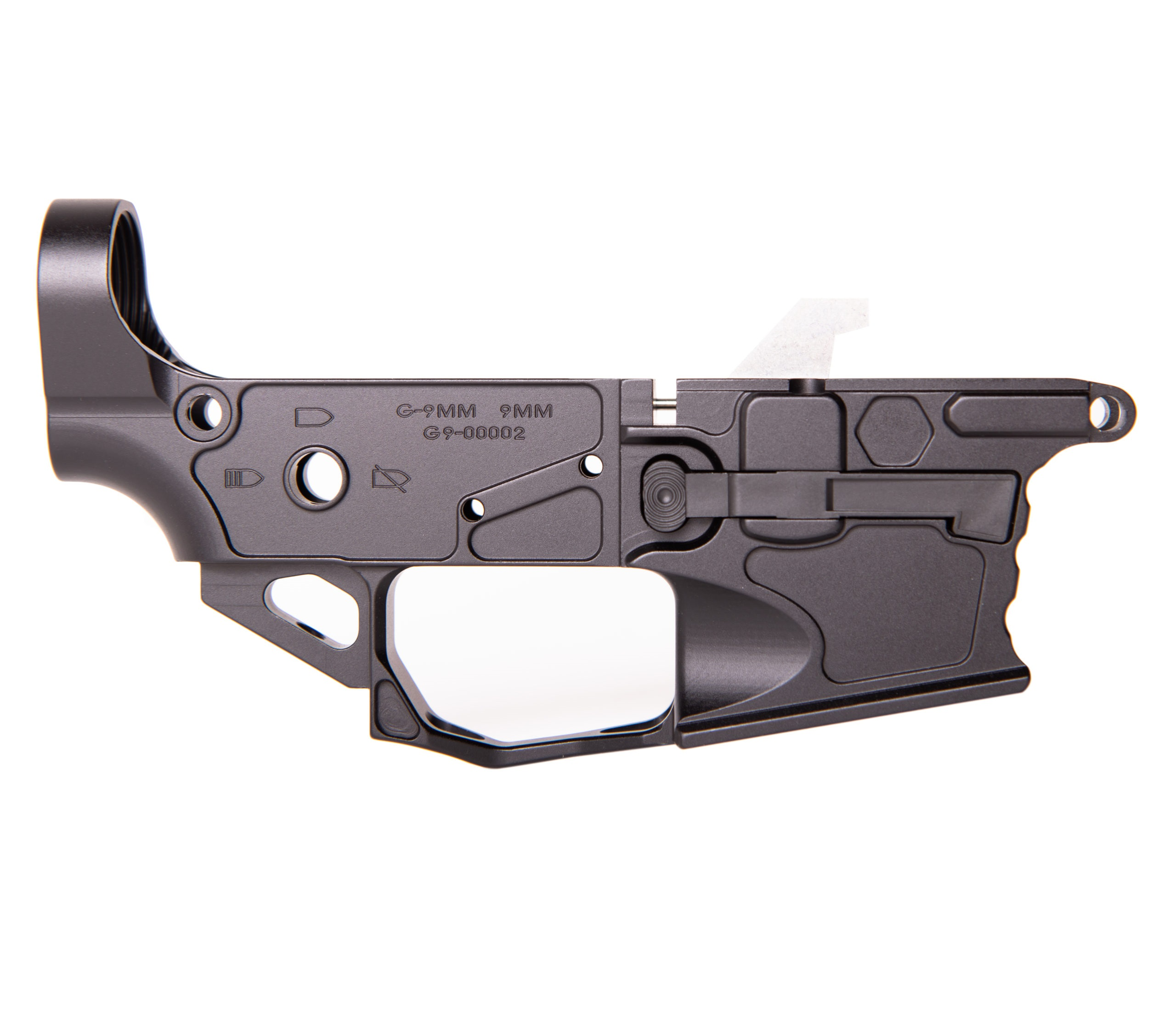 NEW FRONTIER ARMORY DEBUTS THEIR AR-9 G-9 BILLET LOWER RECEIVER GEN 2