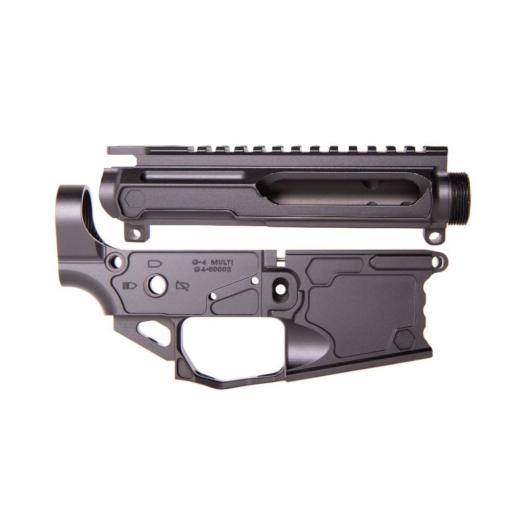 NEW FRONTIER ARMORY DEBUTS NEW GEN2 G-4 BILLET UPPER AND LOWERS