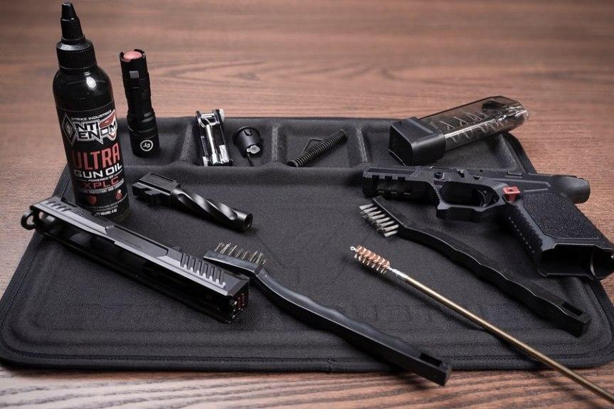 strike industries gunmat gunsmithing mat 1