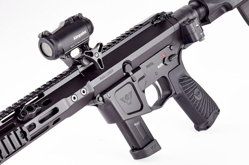 wilson combat ar9x ar-9 9mm pistol caliber carbine 3