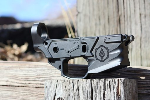 3rd gen tactical humboldt AR15 stripped lower billet ar15 lower 4