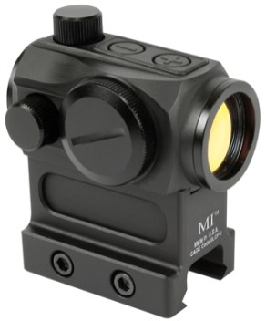 MIDWEST INDUSTRIES ROLLS OUT NON-QD OPTIC MOUNTS midwest industries non qd optic mounts mro aimpoint trijicon mount