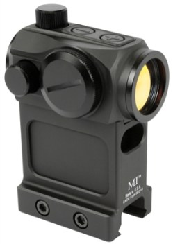 MIDWEST INDUSTRIES ROLLS OUT NON-QD OPTIC MOUNTS