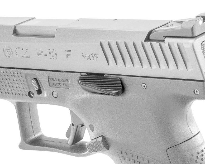apex tactical cz p-10 extended slide release 1