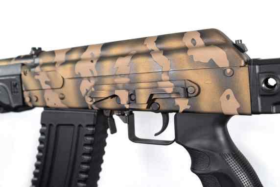 kalashnikov usa russian tiger komrad 12 non sms non nfa shotgun 12 gauge
