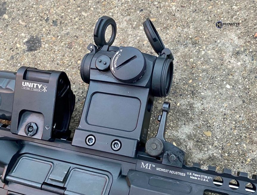 midwest industries non qd optic mounts mro aimpoint trijicon mount 3