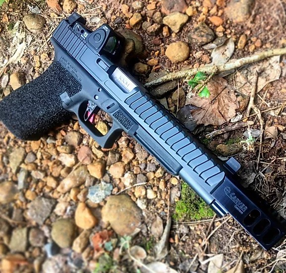 TYR DEFENSE INDUSTRIES SHOWS OFF THE REVENANT PISTOL